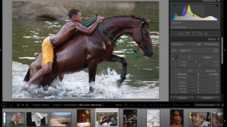 Tratamento de Imagem com Lightroom e Photoshop